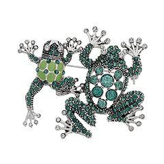 Napier Frog Duo Pin