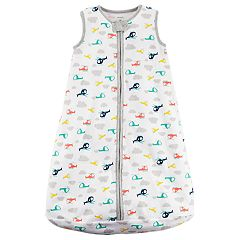 Baby Boy Carter's Helicopters & Clouds Sleeveless Sleep Bag