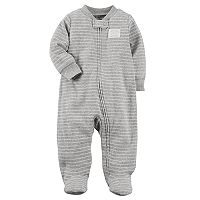 Baby Carter's Cloud Striped Sleep & Play