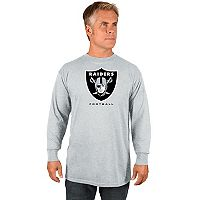 Men's Majestic Oakland Raiders Critical Victory III Tee