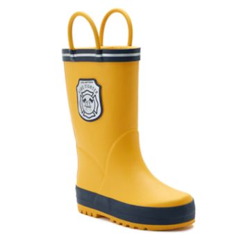 Carter's Mars Toddler Boys' Waterproof Rain Boots