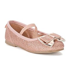 Carter's Big Bow 4 Toddler Girls' Ballet Flats