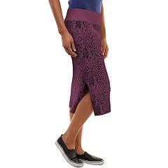 Women's Soybu Noir Pencil Skirt