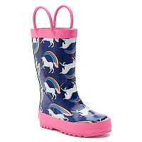 Carter's Nessa Toddler Girls' Waterproof Rain Boots