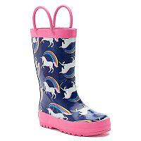 Carter's Nessa Toddler Girls' Waterproof Rain Boots