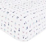 Babyletto Galaxy Mini Crib Sheet
