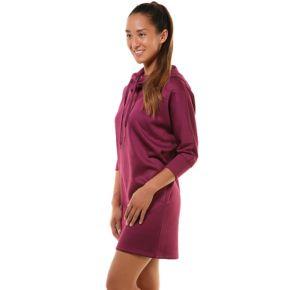 Women's Soybu Eve Hooded Cowl Neck Dress