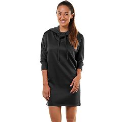 Women's Soybu Eve Hooded Cowl Neck Dress