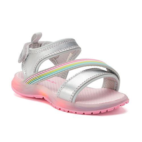 Girls' Light Carter's Toddler Up Sandals Blondell 4R5jL3A