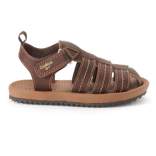 OshKosh B'gosh® Callum 2 Toddler Boys' Fisherman Sandals
