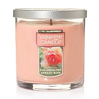 Yankee Candle Sun-Drenched Apricot Rose 7-oz. Candle Jar
