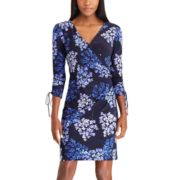 Women's Chaps Floral Jersey Sheath Dress