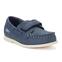 OshKosh B'gosh® Copper Toddler Boys' Boat Shoes