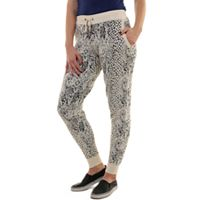 Women's Soybu Phase Printed Jogger Pants