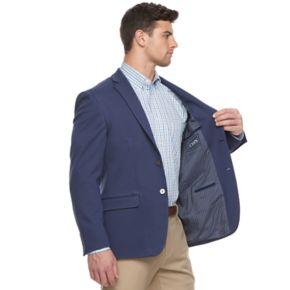 Men's Chaps Classic-Fit Knit Stretch Sport Coat