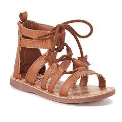 OshKosh B'gosh® Hera Toddler Girls' Gladiator Sandals
