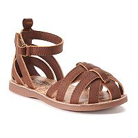 OshKosh B'gosh® Willow 2 Toddler Girls' Gladiator Sandals