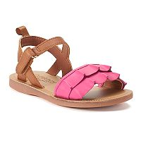 OshKosh B'gosh® Frilla Toddler Girls' Sandals