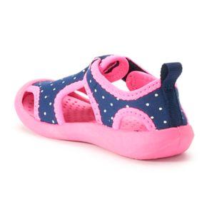 OshKosh B'gosh® Aquatic 3 Toddler Girls' Water Shoes