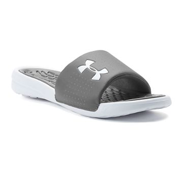 cb352663befff6 Under Armour Playmaker Fix Men s Slide Sandals