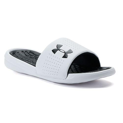 fa15d50072 Under Armour Playmaker Fix Men's Slide Sandals