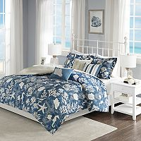 Madison Park Chatham 6 pc Duvet Cover Set