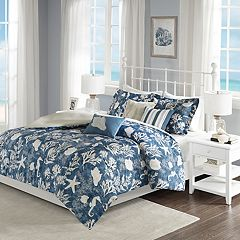 Madison Park Chatham 6-piece Duvet Cover Set