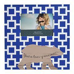 Melannco Modern Bear 5' x 7' Frame