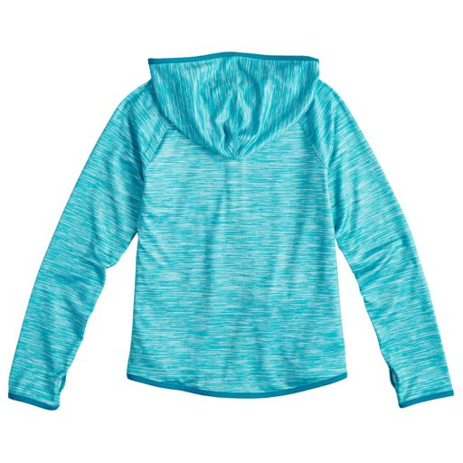 Girls 7-16 SO Performance Full Zip Jacket