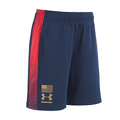 Toddler Boy Under Armour Academy Shorts