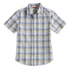 Boys 8-20 & Husky Urban Pipeline® Max Wear Button-Front Shirt