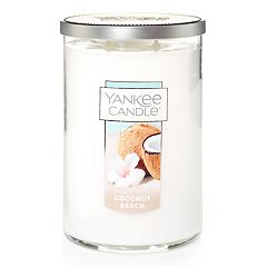 Yankee Candle Coconut Beach Tall 22-oz. Candle Jar