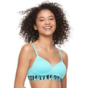 Juniors' SO® Colorblock Push Up Seamless Bra ZG81B330R