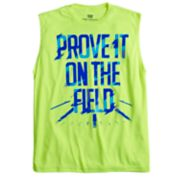 "Boys 8-20 Tek Gear® ""Prove It"" Muscle Tee"