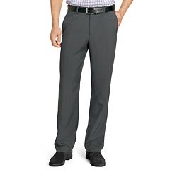 Big & Tall Van Heusen No-Iron Flat-Front Dress Pants