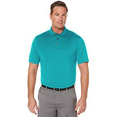 Men's Grand Slam MotionFlow 360 Regular-Fit Performance Golf Polo