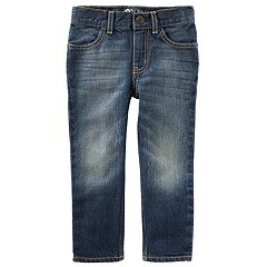 Boys 4-12 OshKosh B'gosh® Core Straight Fit Jeans