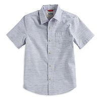 Boys 8-20 Urban Pipeline® Max Wear Solid Button-Down Shirt