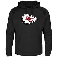 Men's Majestic Kansas City Chiefs Armor Hoodie