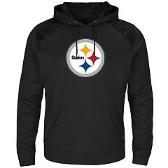 Men's Majestic Pittsburgh Steelers Armour Hoodie