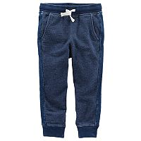 Boys 4-12 Oshkosh B'gosh Slouch Fit Sweatpants