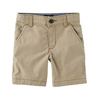 Boys 4-12 Oshkosh B'gosh Flat Front Short