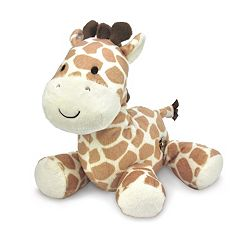 Baby Carter's Animal Waggy Giraffe Musical Plush