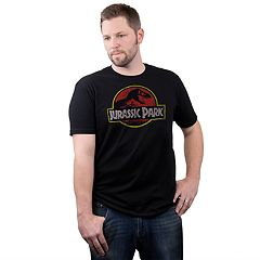 Big & Tall Fifth Sun 'Jurassic Park' Graphic Tee