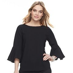 Women's Apt. 9® Georgette Bell Top