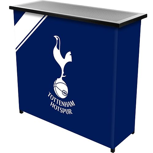 Tottenham Hotspur FC Two-Shelf Portable Bar with Case