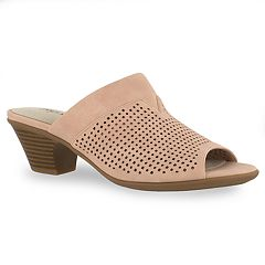 Easy Street Posh Women's Mules