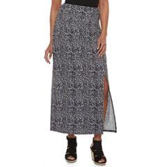 Women's Apt. 9® Tummy Control Maxi Skirt