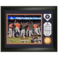 Highland Mint Houston Astros 2017 World Series Champions Celebration 13