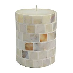 SONOMA Goods for Life™ Seaside Breeze 3' x 4' Pillar Candle